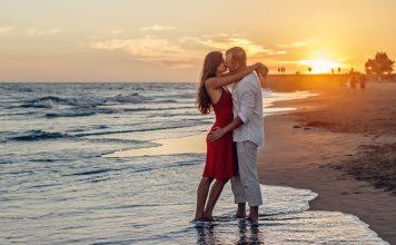 Co dla kobiety znaczy pocałunek