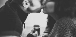idealny pocałunek