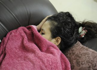 menopauza nie pozwala zasnąć