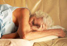 bezsenność seniora