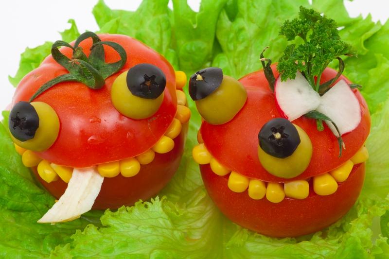 блюдо из фруктов и овощей рецепты с фото