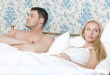 nieudane życie seksualne