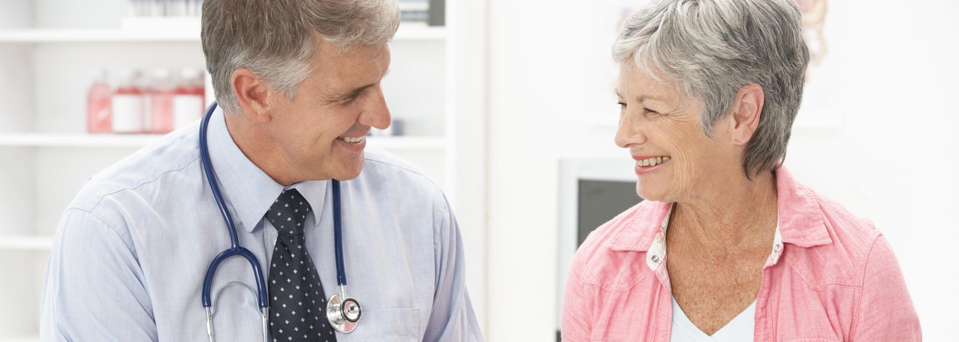 rozmowa z pacjentem