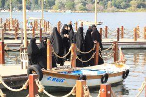 kobieta w Turcji