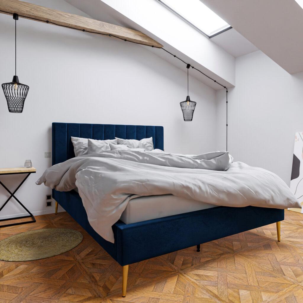 Hity roku 2021, czyli jakie łóżka królują w naszych sypialniach
