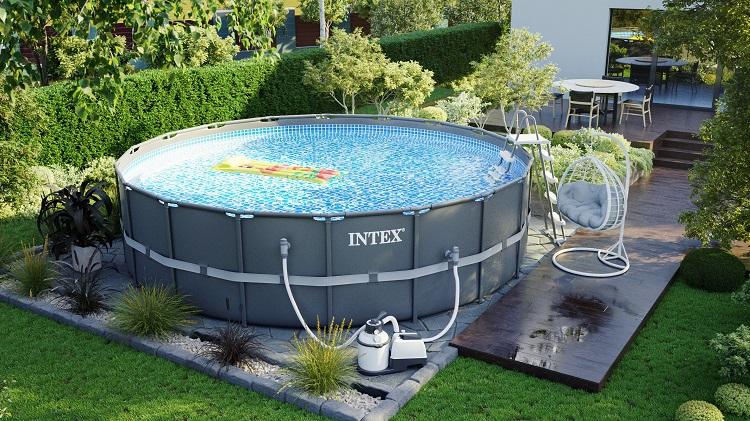 Gdzie zamówić basen ogrodowy