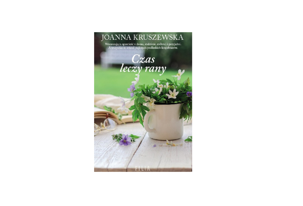 Czas leczy rany Joanna Kruszewska