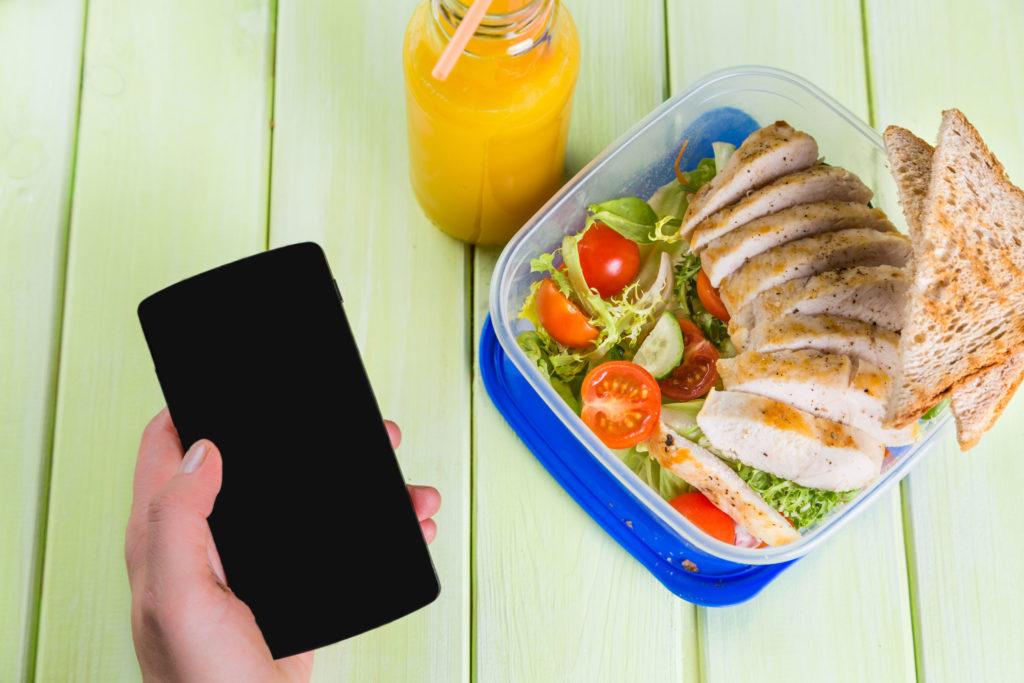 Dieta pudełkowa kontra siedzący tryb życia