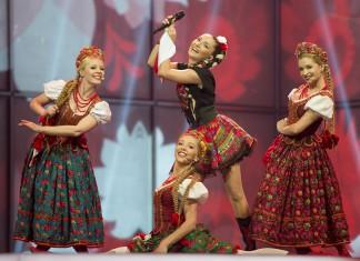 Cleo na Eurowizji