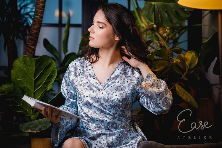Filozofia polskiej marki odzieżowej Ease Atelier