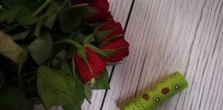 Sephora pomadka z peelingiem o zapachu kiwi