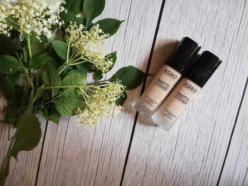 Kobo Professional Matte Cover Foundation With Argan Oil