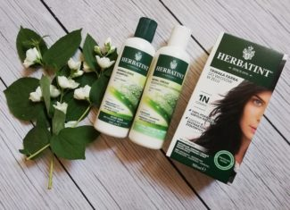 Naturalna pielęgnacja włosów z kosmetykami Herbatint
