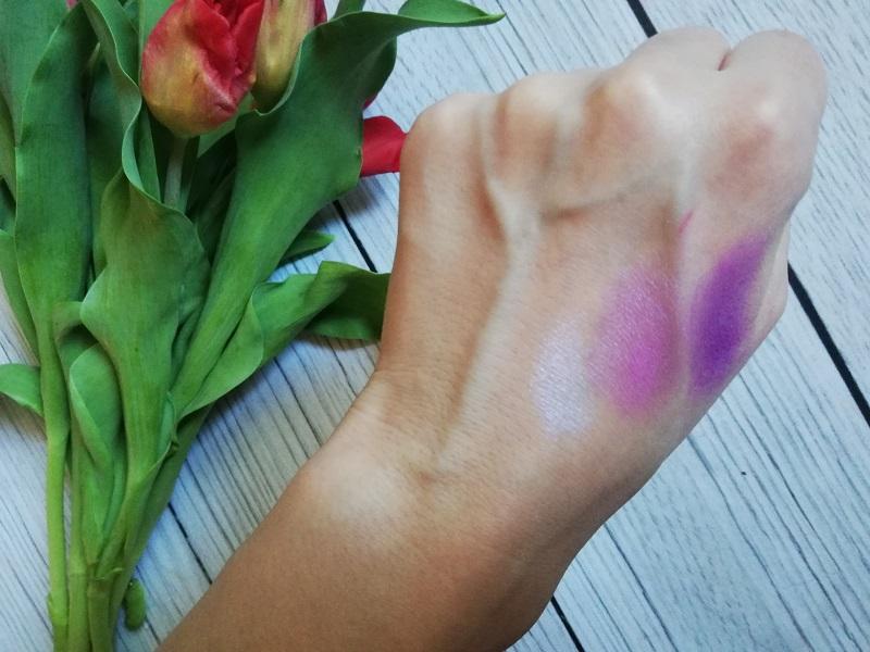 My Secret Hello Pretty Dazzle Berry paleta cieni do powiek