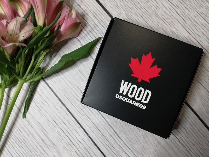 Wood DSQUARED2