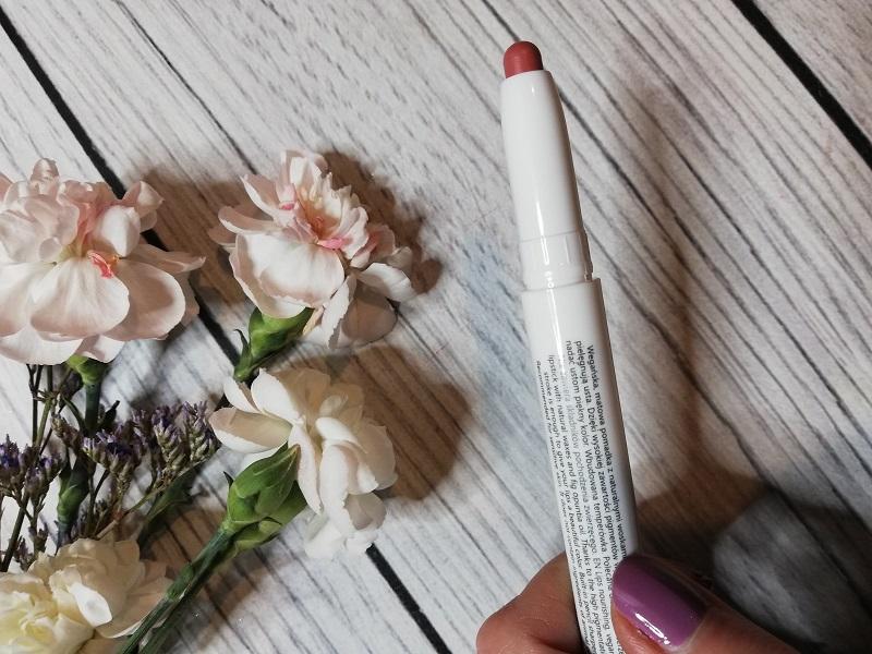 Sensique Sensitive Skin Matte Passion Crayon Lipstick