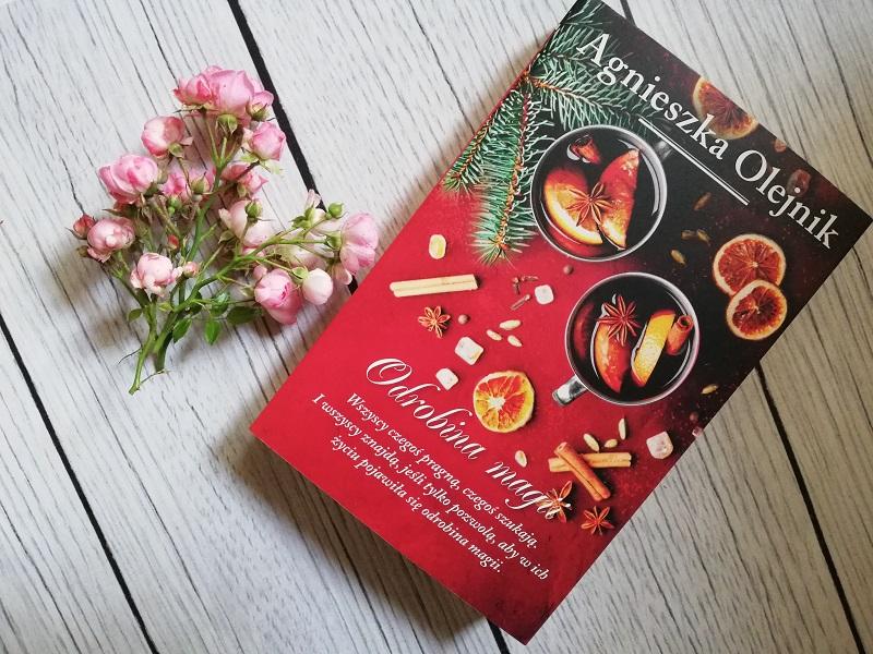 Odrobina magii – Agnieszka Olejnik