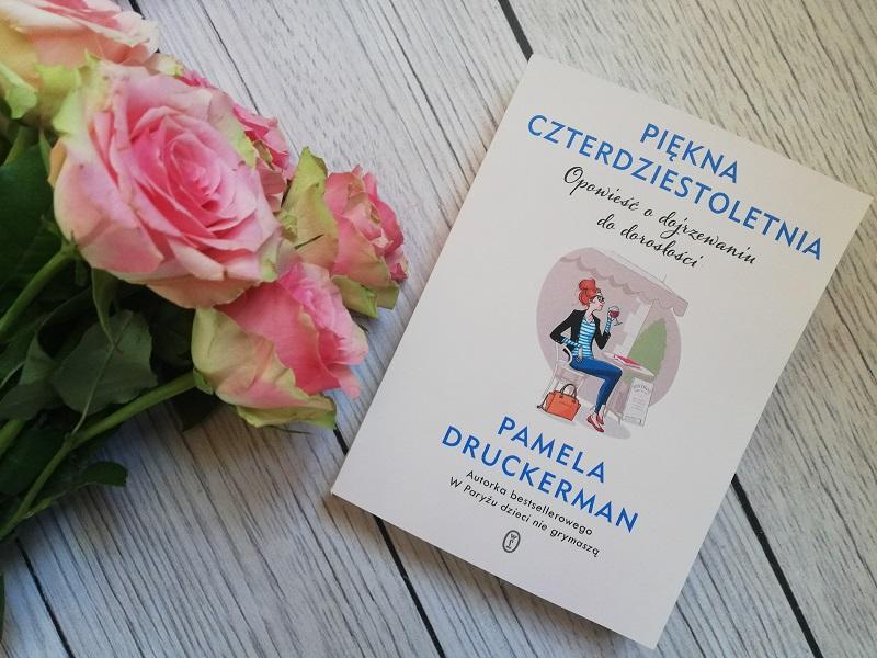 Piękna czterdziestoletnia – Pamela Druckerman