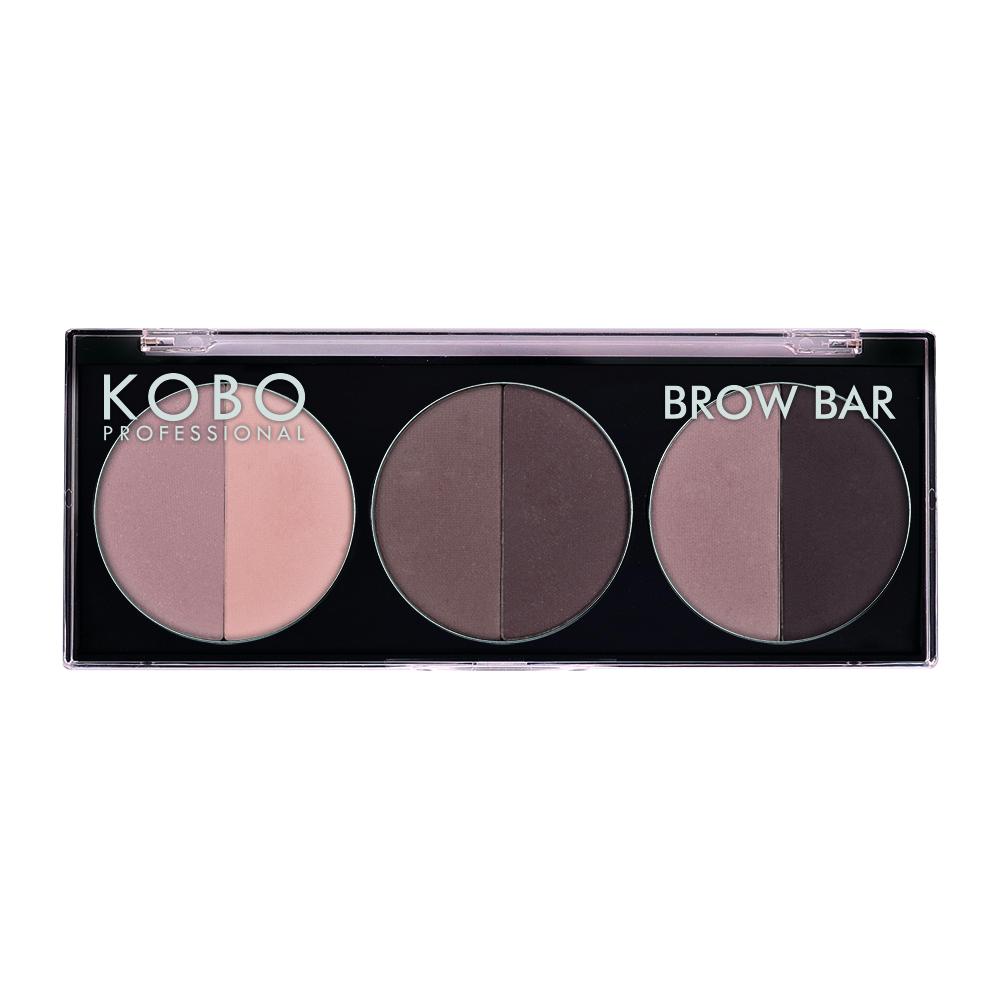 Paletka KOBO Professional Brow Bar