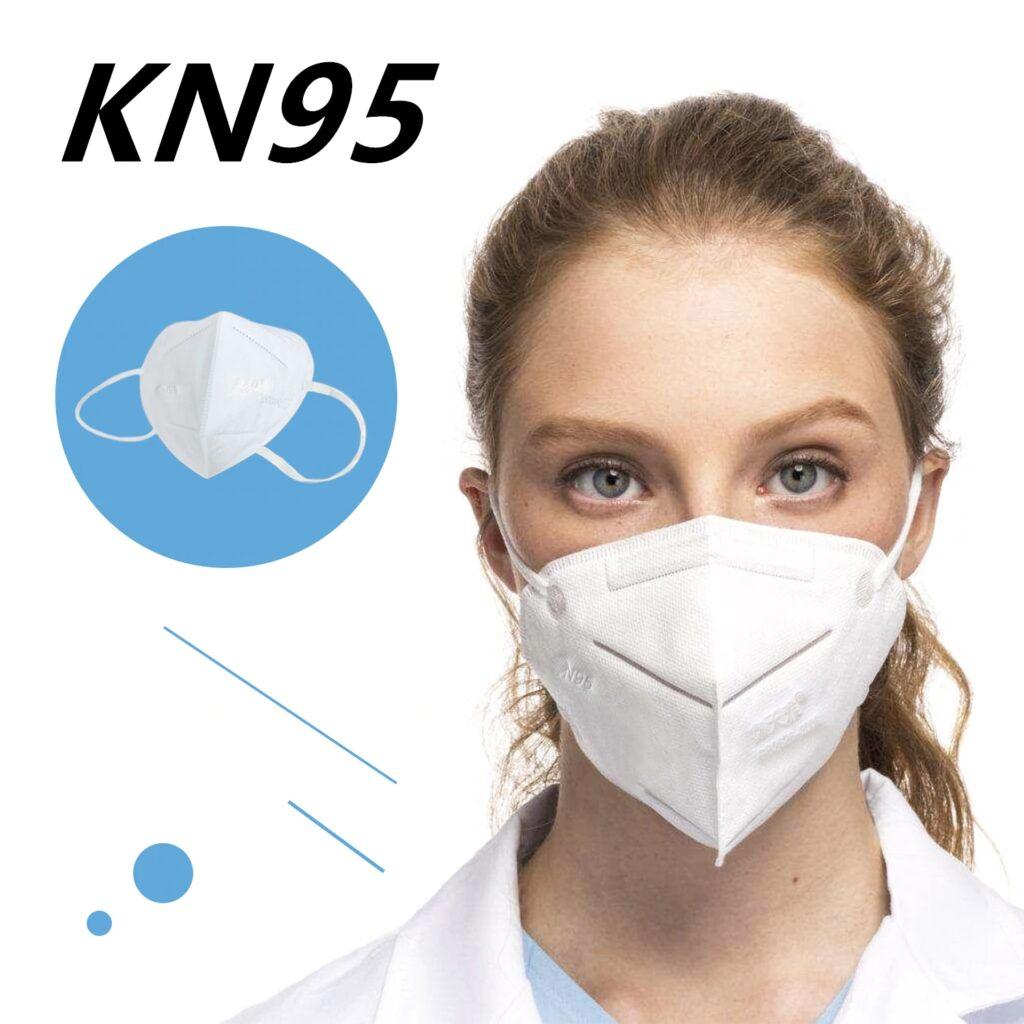maseczka KN95 Pro
