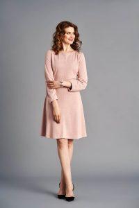Pastelowa sukienka Quiosque