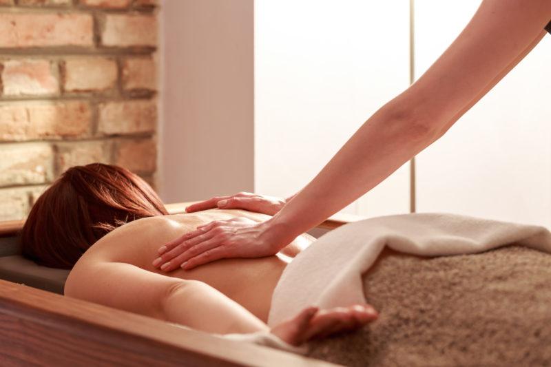 masaż Quarz