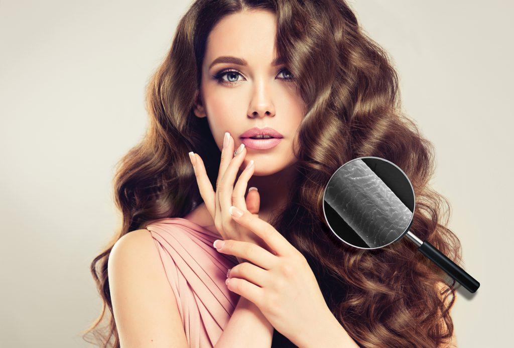 Jak określić porowatość włosów