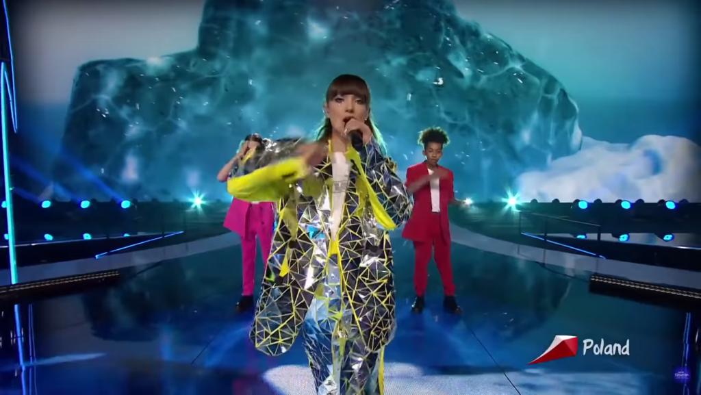 Viki Gabor zwyciężczynią Eurowizji Junior