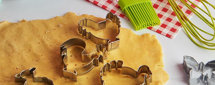 wielkanocne foremki do ciastek