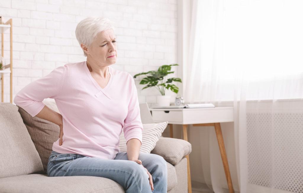 Ból okolicy lędźwiowo-krzyżowej kręgosłupa