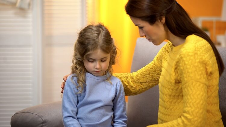 Zaburzenia dziecięce na tle lękowym