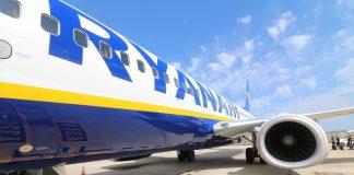Ryanair odwołuje swoje loty