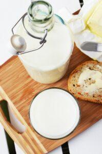 jedzenie bez laktozy