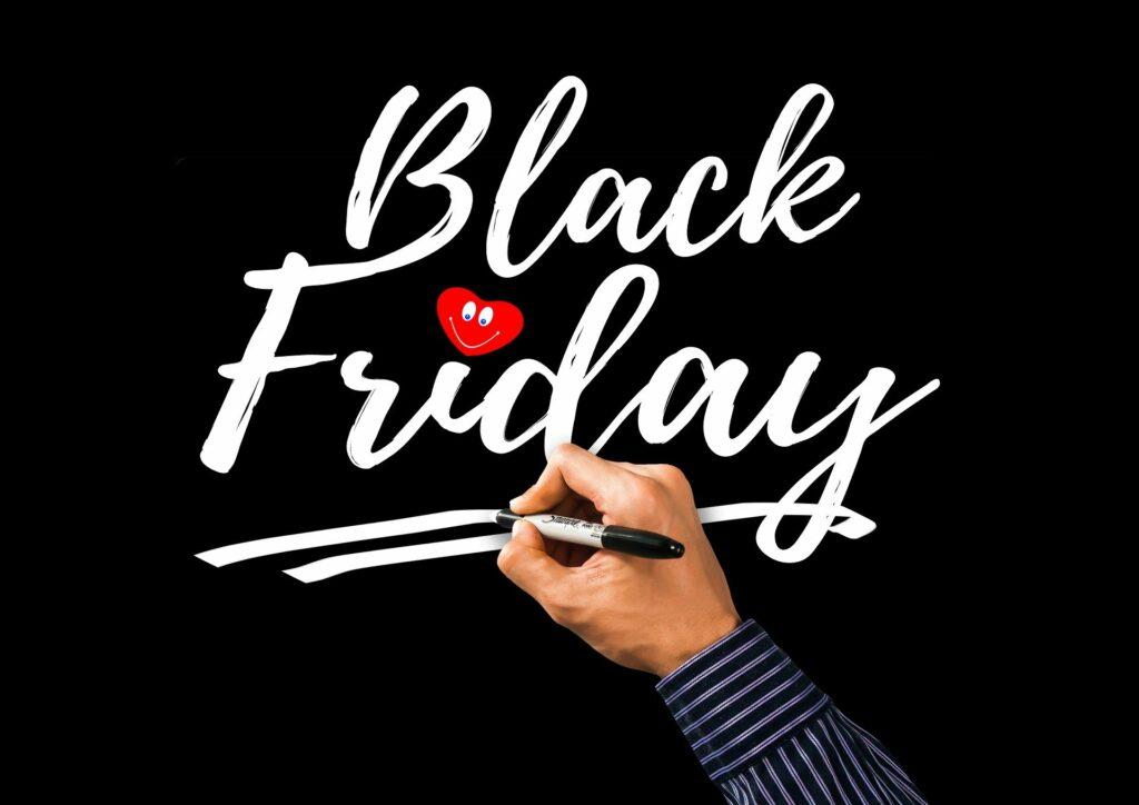 Jak zrobić udane zakupy podczas Black Friday