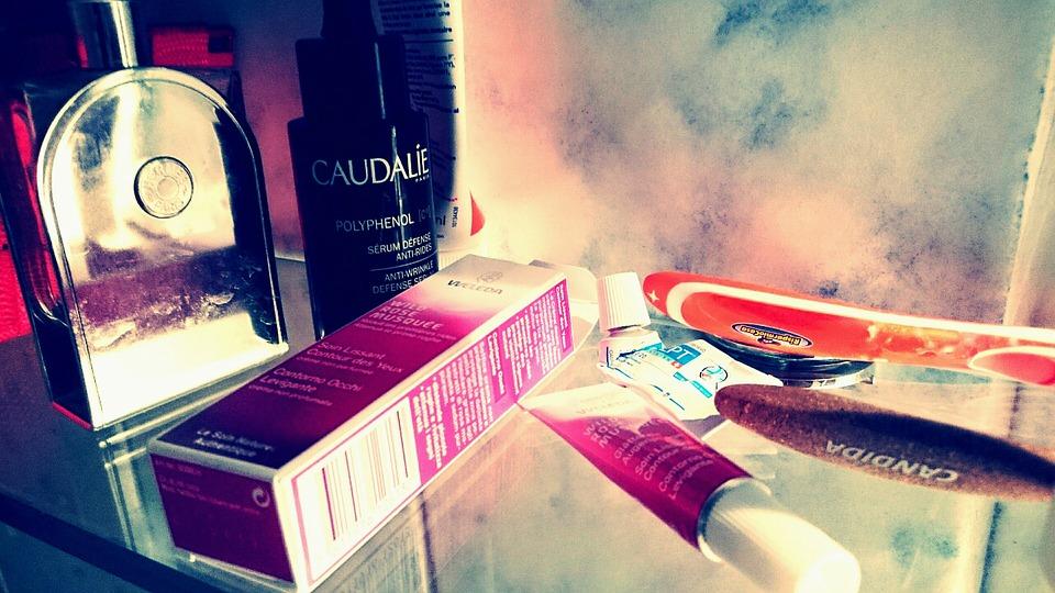 kosmetyki dla kobiet i mężczyzn