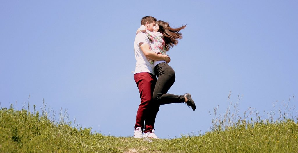 co robi zakochana kobieta