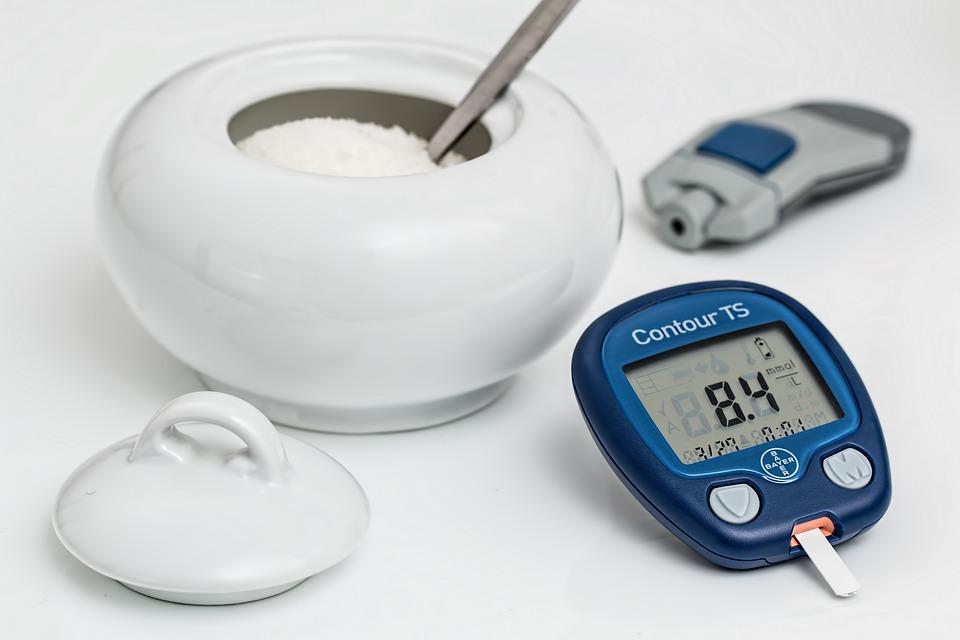 nieprawidłowa tolerancja glukozy
