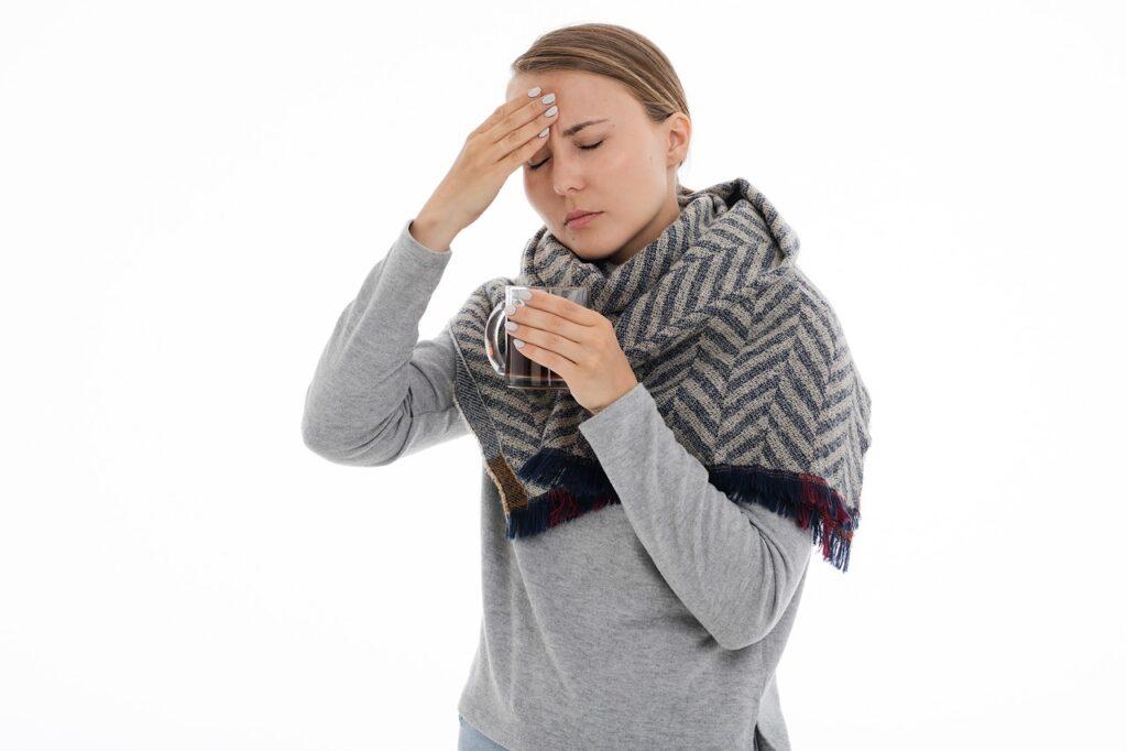Naturalne metody łagodzenia różnych rodzajów bólu głowy