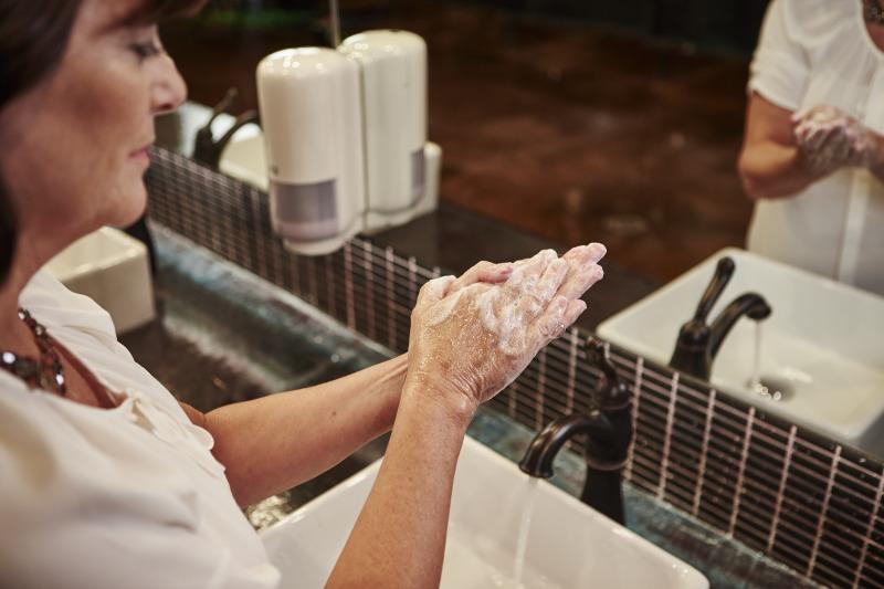 dozownik do mydła tork