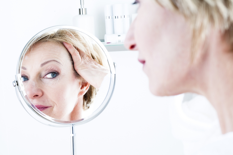Pielęgnacja przeciwzmarszczkowa w okresie menopauzy