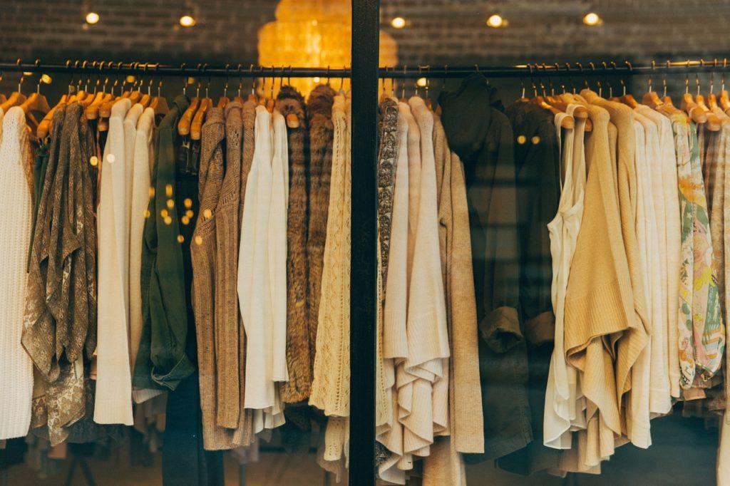 Gdzie szukać ubrań, które nie są modne tego sezonu