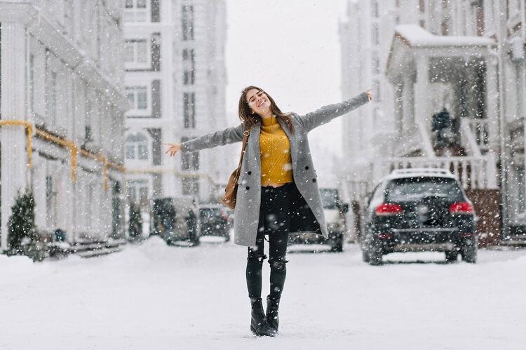Moda damska jesień-zima 2021