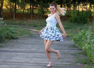 jak dobrać sukienkę do figury