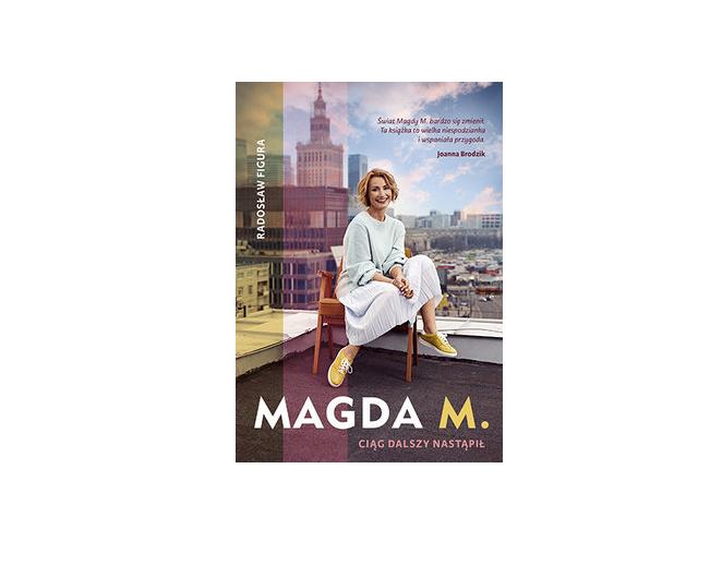 Znalezione obrazy dla zapytania Magda M. Ciąg dalszy nastąpił