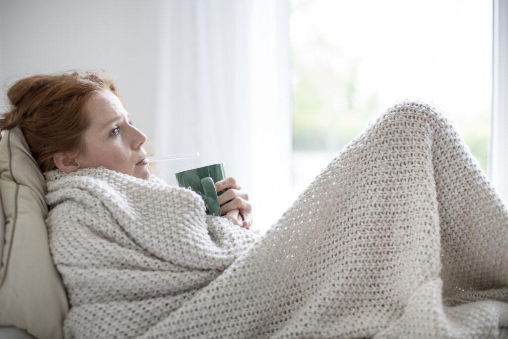 Jakie są objawy grypy, czyli jak odróżnić grypę od przeziębienia