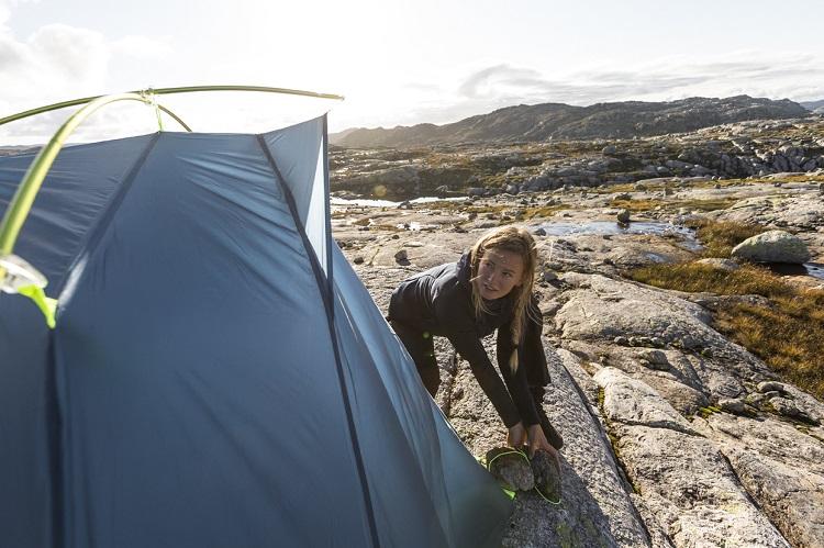 Z czego składa się namiot
