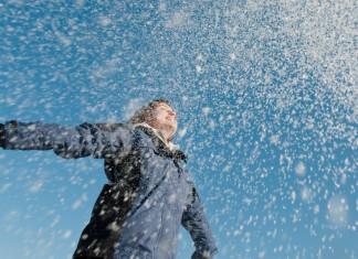 uważać zimową porą