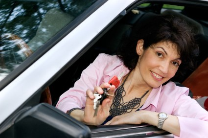 baba-za-kierownica