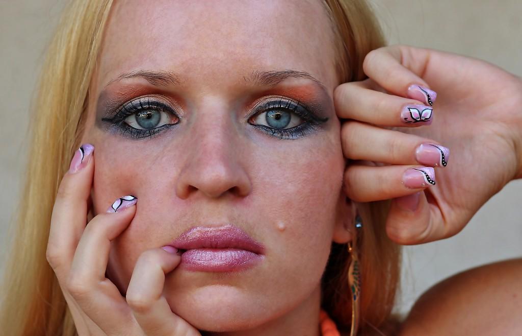 nieudane makijaże