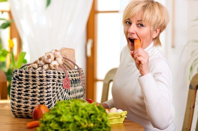 Odchudzanie po 50. roku życia